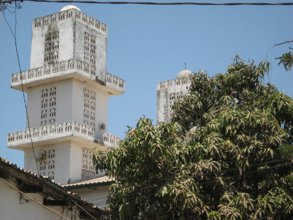 Moskee torens