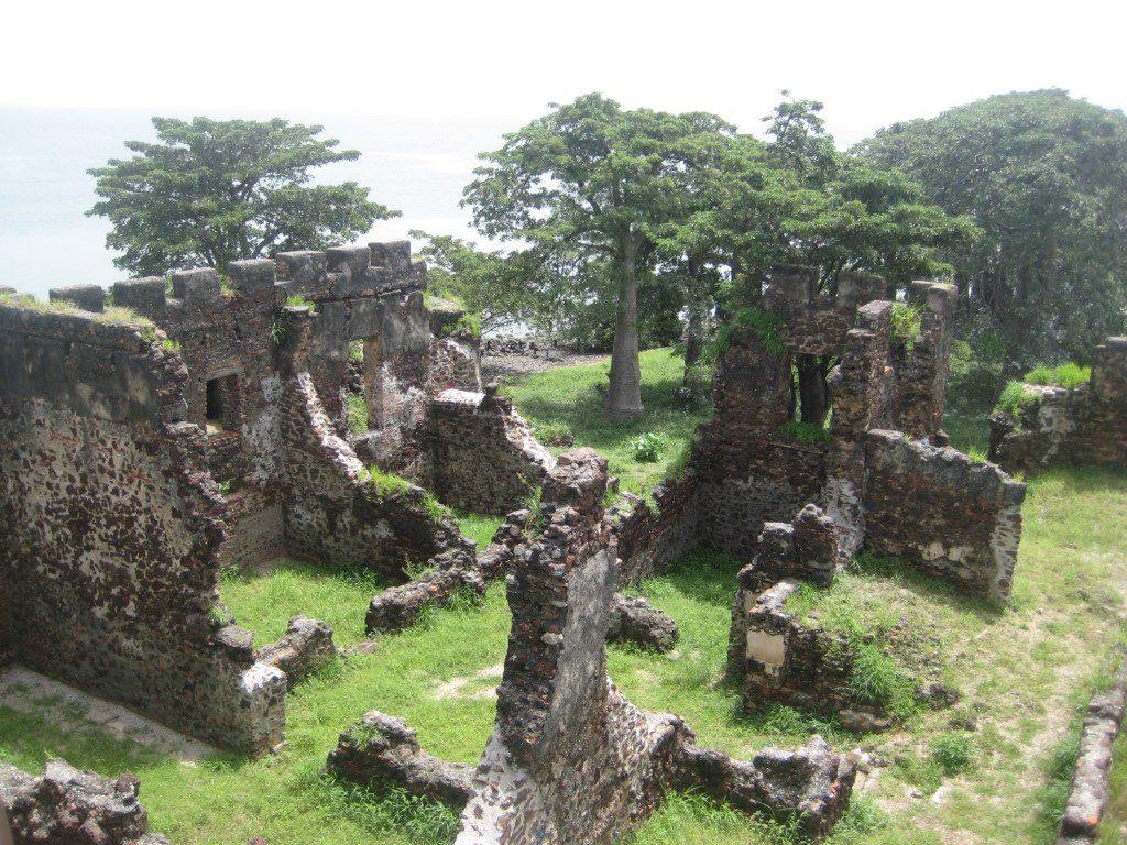 Ruine James Eiland